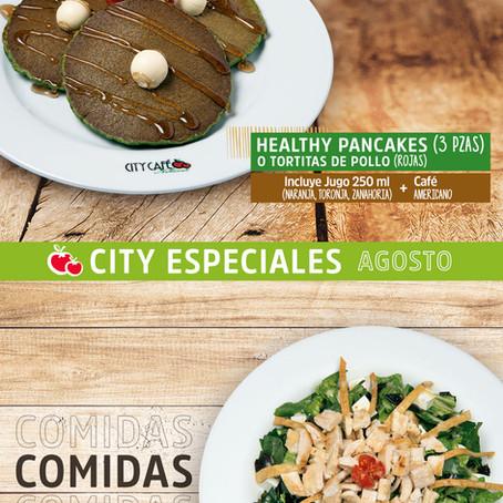 City Especiales Agosto
