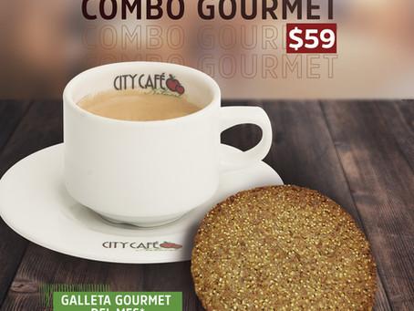 Promoción Combo Gourmet