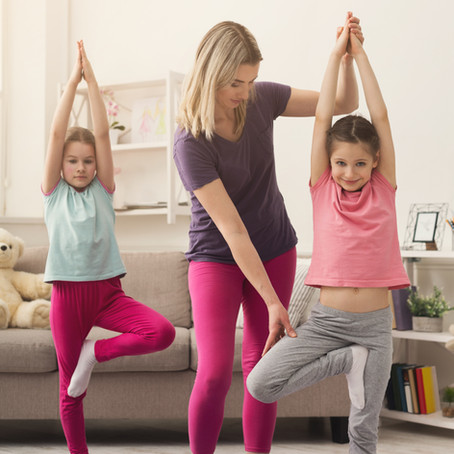 Fortalecer el sistema inmunológico de los niños con ejercicio