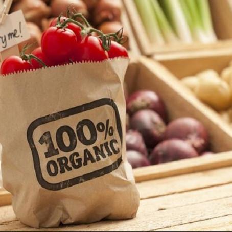 5 beneficios de la comida orgánica
