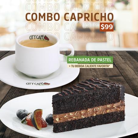 Promoción Combo Capricho