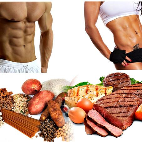 Aumenta masa muscular con magnesio