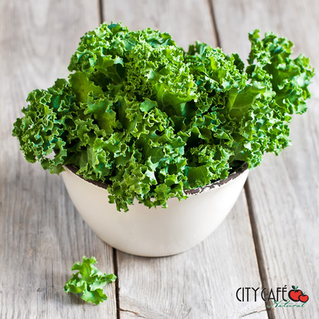 Descubre los beneficios del Kale