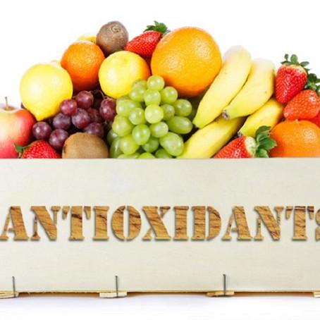 Beneficios de los Antioxidantes o Alimentos Funcionales