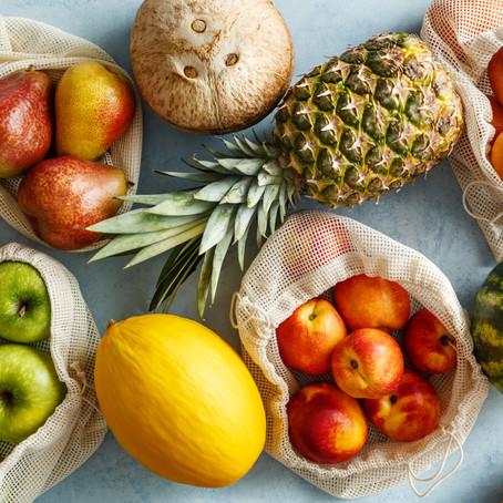 Alimentos que ayudan a bajar o mantener el peso