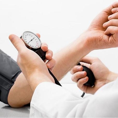 Consejos de nutrición si padeces hipertensión