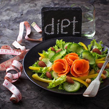 Dietas vs. Plan de Alimentación