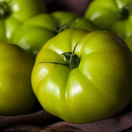 Tomate verde o tomatillo