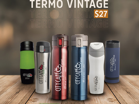 Promo Termo Vintage