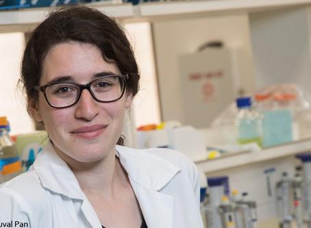 Conozca a Chaja Katzman, investigadora universitaria de coronavirus