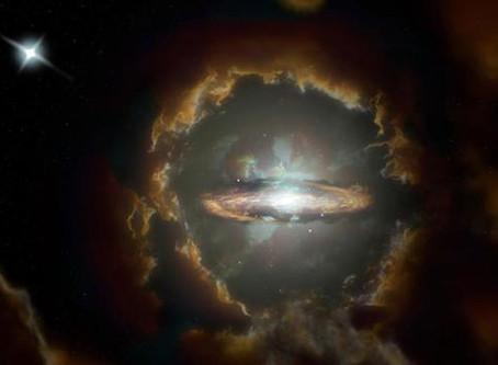 Confirman un descubrimiento israelí sobre la existencia de una galaxia elíptica