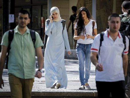 Ayudando a Jerusalem Oriental a solicitar beneficios