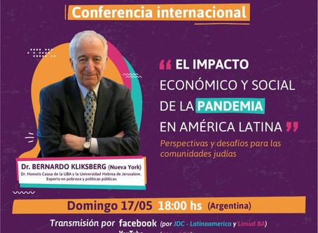 El Impacto Económico y Social de la Pandemia en América Latina