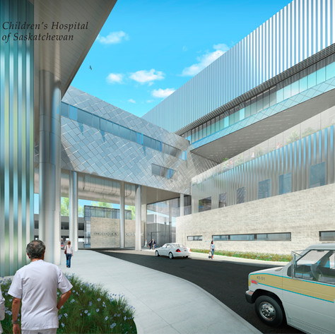Jim Pattison Childrens Hospital