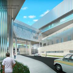 Jim Pattison Childrens Hospital