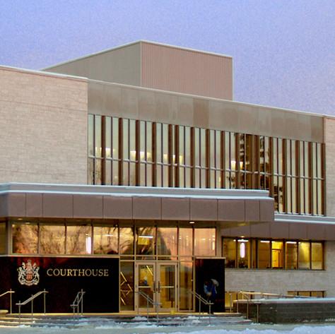 Meadow Lake Courthouse