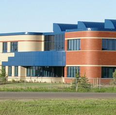 RCMP Area Building