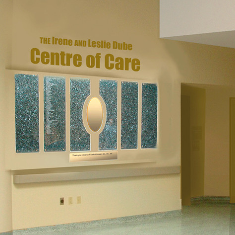 The Irene and Leslie Dube     Center of Care