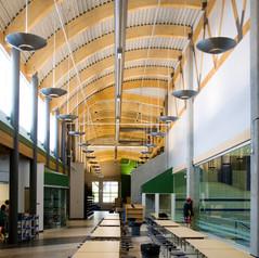 Churchill Community High School Expansion, La Ronge