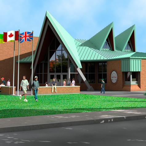 Sturgeon Lake School Addition