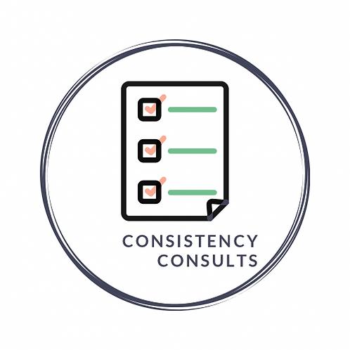 Consistency Consult