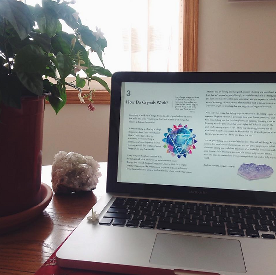 The Crystal Healing Online Course is here! | Healing Sessions +