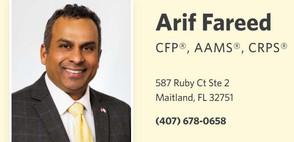 Arif Fareed