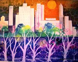 Michael Bisceglia - Cityscape
