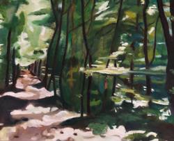Piedad Palencia - Walk in the woods