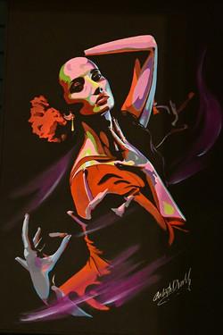 Calixto O'Neill - Dance like No-one is Watching