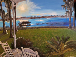 Deborah Morris - The Back Porch