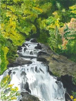 Sharon Hunt - Flowing Waters