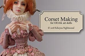 Corset Making tutorial