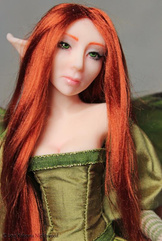 Venara fairy art doll