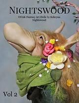 Nigtswood Art Book Vol 2