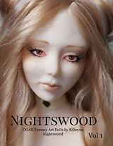 Nightswood Art Book Vol 1