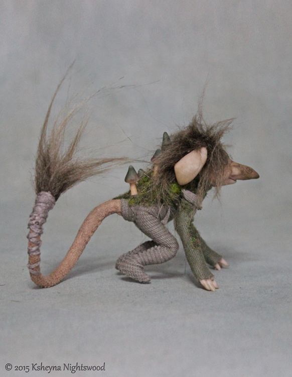 Forrel Tiny Troll
