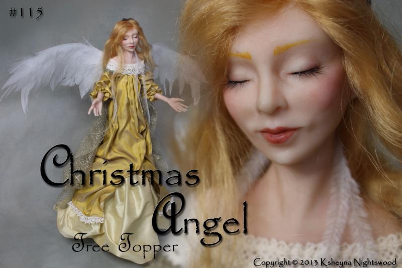 Barwon Park Mansion Angel