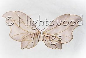 Organza Faerie Wings