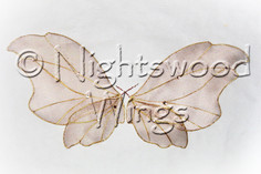 Organza Faerie Wings