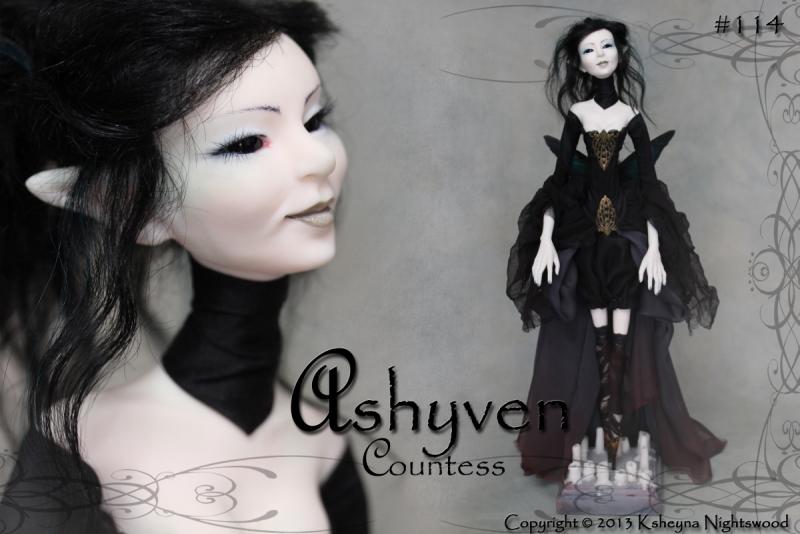 Ashyven The Underlyn