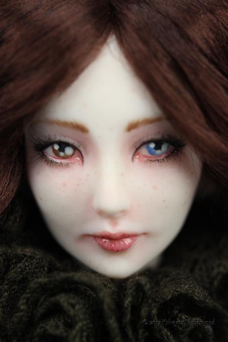 Feya close up