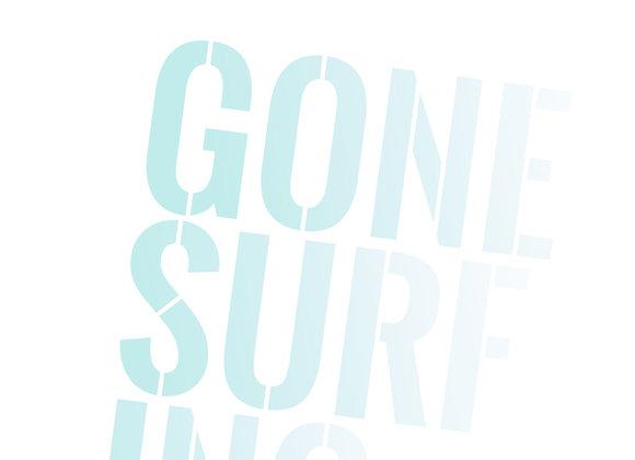 Gone Surfing T shirt