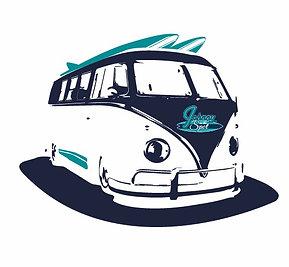 Retro VW Van T-shirt
