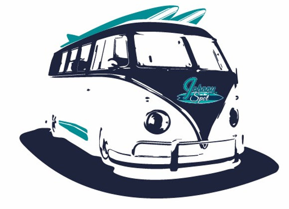Retro VW Van T-shirt