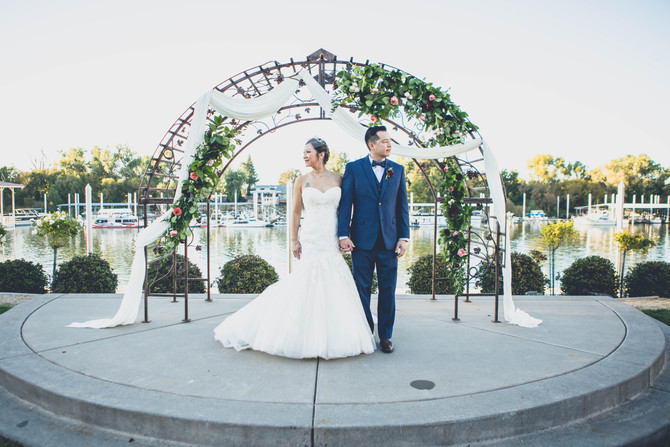 Mike + Rhea ( The Westin Sacramento)