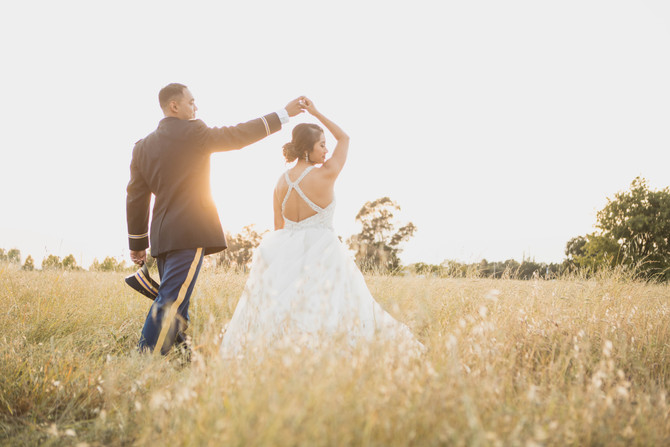 Jordan + Bri (Sacramento Wedding)