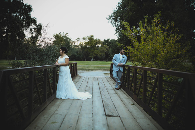Drew + Aida (Haggin Oaks Wedding)