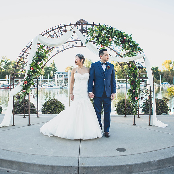 Rhea + Mike (The Westin, Sacramento)
