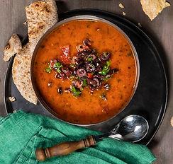 Roasted Palermo & Tomato Soup